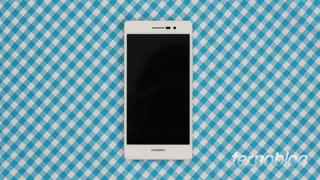 Huawei Ascend P7 Branco Com Película De Vidro