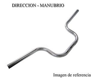 Direccion / Manubrio Cb110 Negra