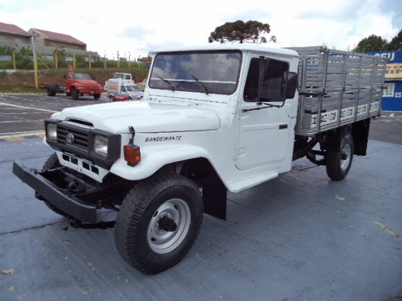 Toyota Bandeirante 4x4 Pick-up 1998