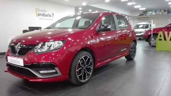 Renault Sandero Rs 2.0 (2020)