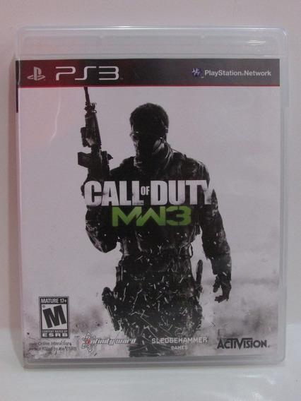Call Of Duty Modern Warfare 3 - Play 3 Original Completo