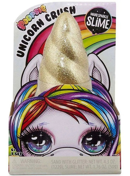 Poopsie Unicorn Crush Surpresa - Candide 1955