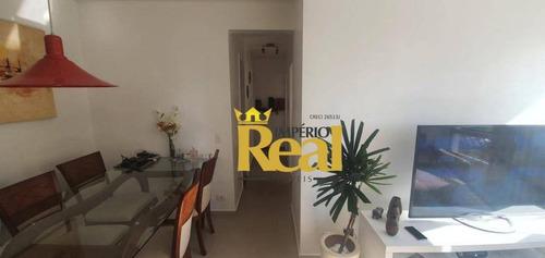Apartamento Com 2 Dormitórios À Venda, 80 M² Por R$ 525.000,00 - Lapa - São Paulo/sp - Ap6627