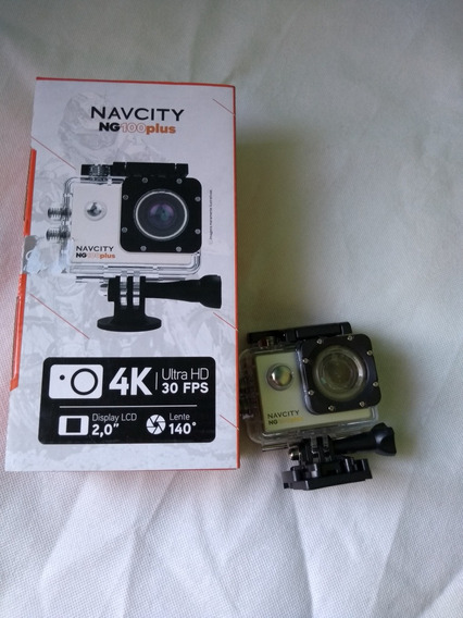 Câmera Fotográfica Navcity Mergulho 4k Completa