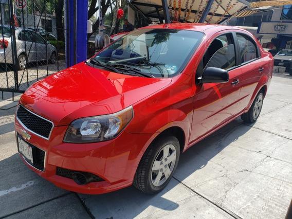 Chevrolet Aveo 1.6 5 Vel. Mt Ganalo Y Llevatelo
