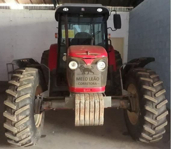 Trator Massey Ferguson 4297 4x4 - Ano 2012 - C/ 6.000 Horas*