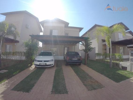 Casa Com 3 Dormitórios Para Venda E Locação, 120 M² - Parque Brasil 500 - Paulínia/sp - Ca3636