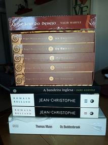 10 Romances De Literatura Prêmio Nobel De Literatura