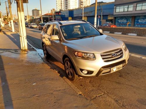 Hyundai Santa Fe 2012 2.4 Automatica  Ac. Creta Ou Toro