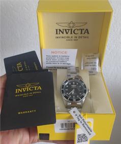 Relógio Invicta Pro Diver 8932ob Quartz Original Nota Fiscal