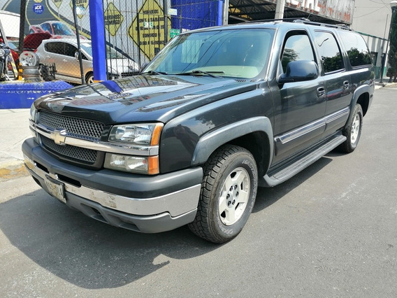 Chevrolet Suburban C Piel Aa Dvd At 2004 Remato Ganala