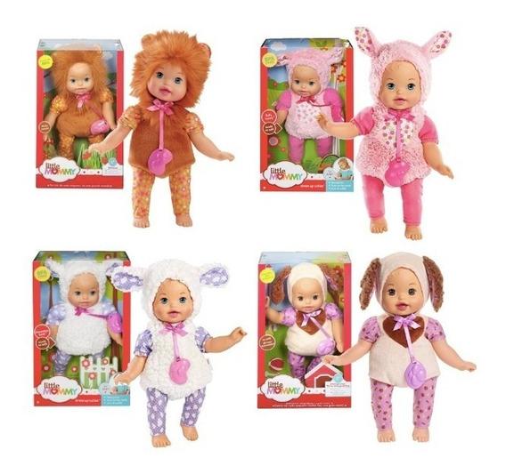 Muñeca Little Mommy Disfraces Nueva Original $19.000c/u
