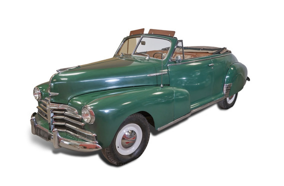 Chevrolet 1948 Convertible Cabriolet