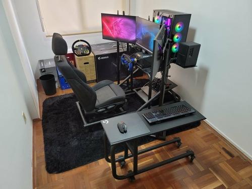 Simuladores De Carrera/cockpits A Pedido