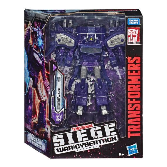 Transformers Generations Figura Shockwave