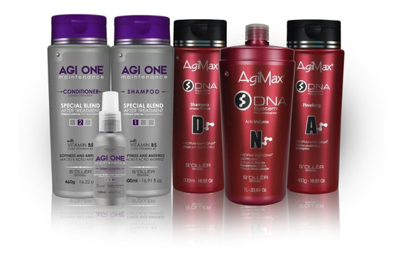 Kit Agi Max Dna + Sh/cond/thermo Agi One