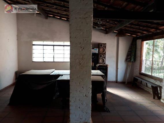 Chácara Residencial À Venda, Embu Mirim, Itapecerica Da Serra. - Ch0054