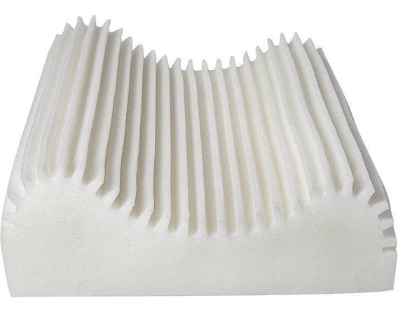 Travesseiro Ortopédico Cervical De Látex - Fibrasca