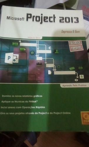 Livro Microsoft Project 2013 Márcio Silva