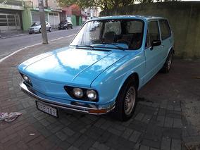 Volkswagen Brasilia 74 - Show Doc Ok