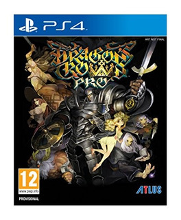 Ps4 Dragon S Crown Pro Battle-hardened Edi