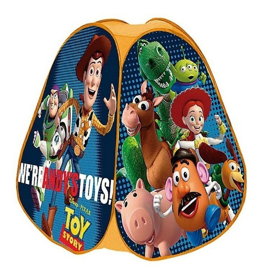 Barraca Casinha Toy Story Zippy Toys