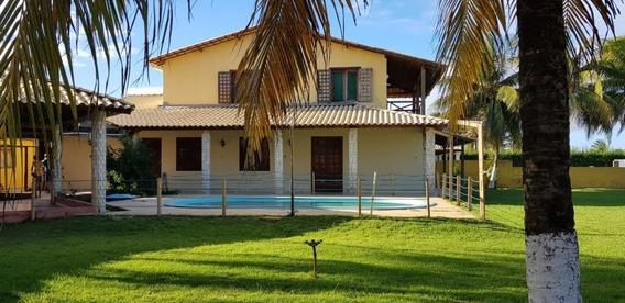 Casa Na Praia Do Saco - Cp5837