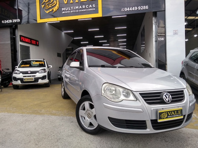Polo Sedan 2008 1.6 Total Flex 5p