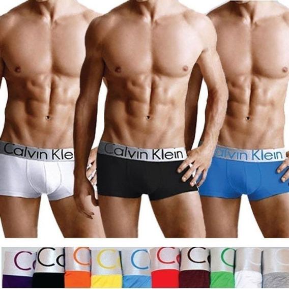 Cuecas Boxers Lisas/estampadas - Ótima Qualidade!