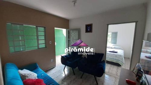 Casa À Venda, 48 M² Por R$ 155.000,00 - Jardim Boa Vista - São José Dos Campos/sp - Ca5722