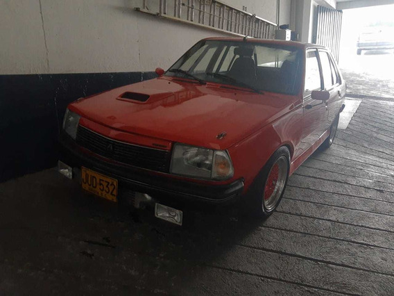 Renault 18 18 Gtx 2.0 Turbo