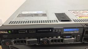 Servidor Dell Poweredge R620 2x 8core 32gb Ram 2x 300gb