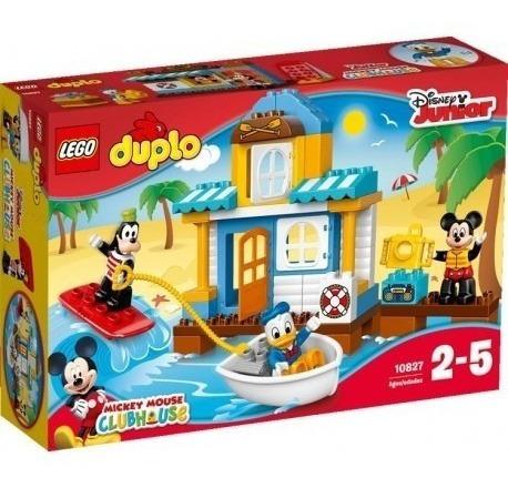 Lego - Casa En La Playa De Mickey Y Sus Amigos