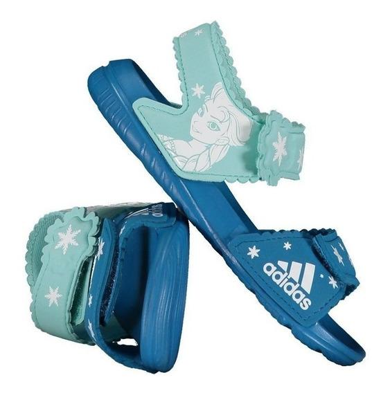 Papete Sandália Infantil adidas Frozen Altaswim Original