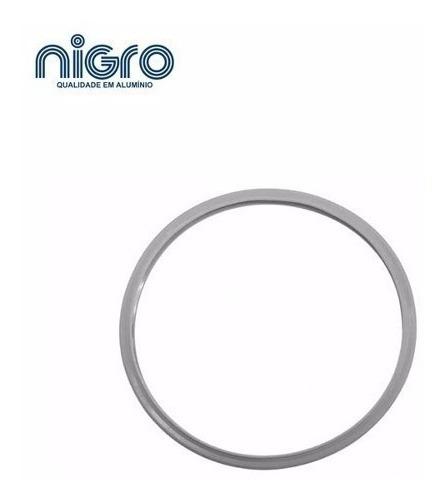 Vedação Borracha Panela Pressão Nigro Modelo Press 3 E 4,5 L