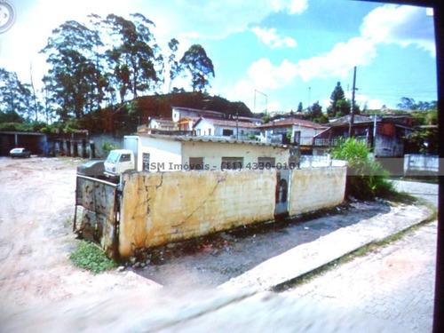 Terreno - Ribeirao Pires - Ribeirao Pires - Sao Paulo    Ref.:  - 10012