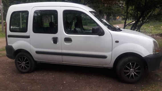 Renault Kangoo 1.6 Nafta Gnc