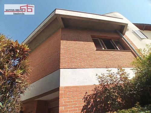 Imagem 1 de 30 de Sobrado Com 5 Dormitórios À Venda, 400 M² Por R$ 2.199.999,99 - Freguesia Do Ó - São Paulo/sp - So1498