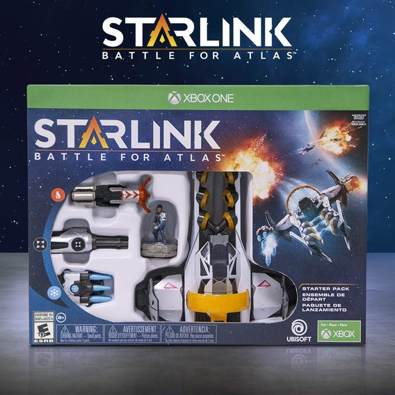 Starlink Battle For Atlas Starter Pack Xbox One Nuevo
