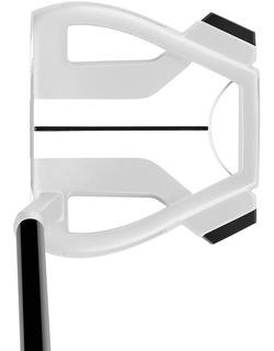 Golf Center Putter Taylormade Spider X Chalk White 35 Neww