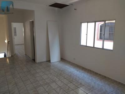Casa A Venda No Bairro Vila Santa Rosa Em Guarujá - Sp. - 806-1