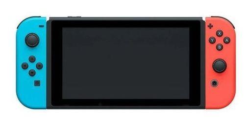 Switch Neon Destravado Usado Atmosphere Com Nf