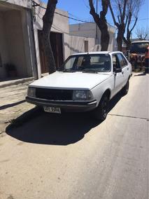 Renault R18 Poca Deuda 1989