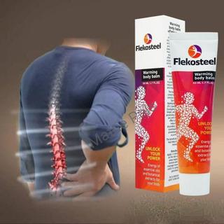 Flekosteel Balsamo - Para Dolor Múscular Y Articulacion