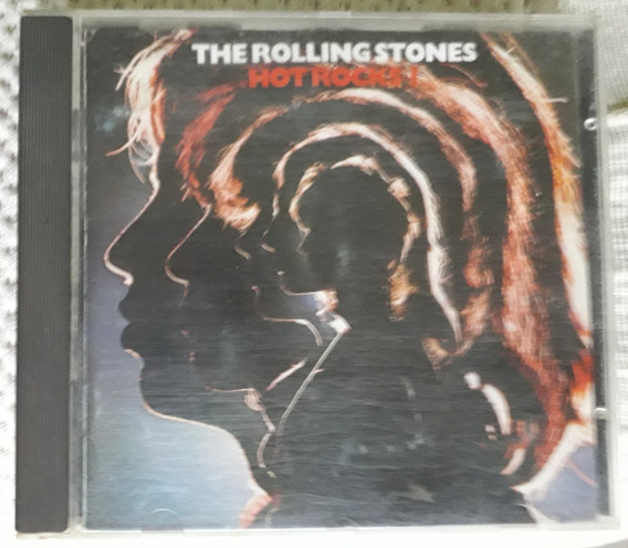 Cd Rolling Stones Hot Rocks 1 Alemania
