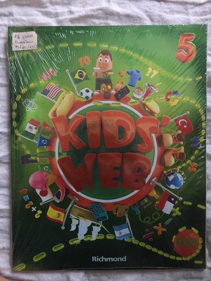Livro Kids Web 5 - 2ª Edição