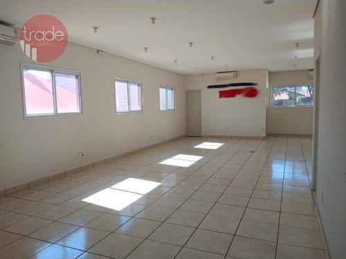 Prédio Para Alugar, 200 M² - Jardim Califórnia - Ribeirão Preto/sp - Pr0028