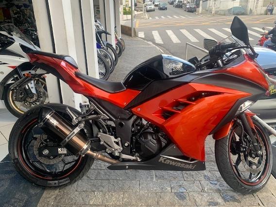 Kawasaki Ninja 300r 2014