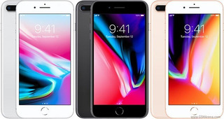 Celular Libre iPhone 8 Plus 64gb 4g Lte Pantalla 5.5