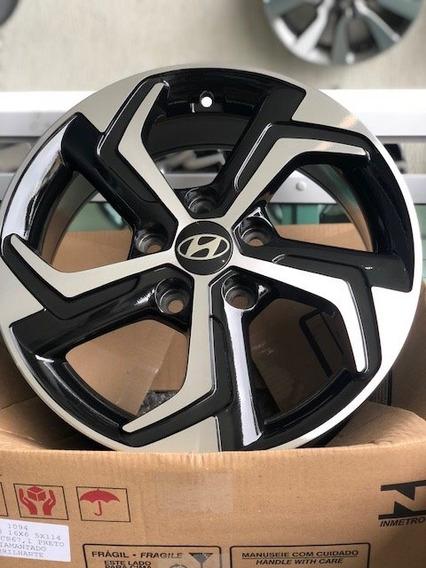 Jogo Roda Aro 17 Hyundai Creta Sport 5x114,3 Lançamento